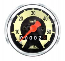 SR2, KR50, SR4-1 Tachometer Ø48mm, 60km/h-Version